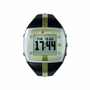 POLAR Trainingscomputer FT7F black gold 90036747