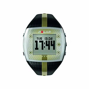 Polar FT7 Montre d'entranement FT7 Noir/Or