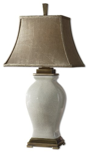 Uttermost 32-3/4-Inch Tall Rory Ivory Table Lamp
