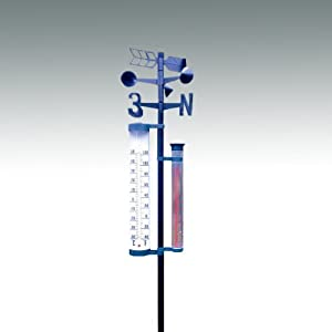 Girouette les bons plans de micromonde - Grand thermometre de jardin ...