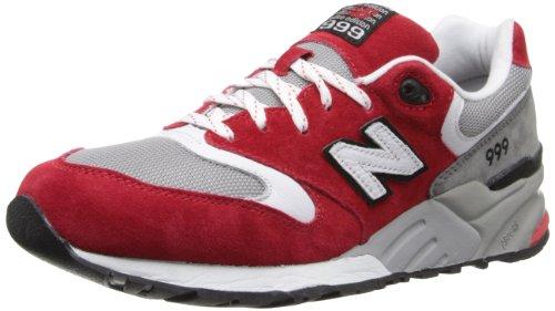 大码福利:new balance 新百伦 ML999 经典款 男式复古慢跑鞋 $82.84(约¥620)