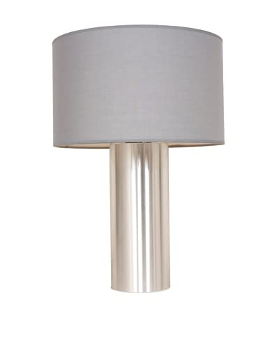 Control Brand The Willis Table Lamp, Grey