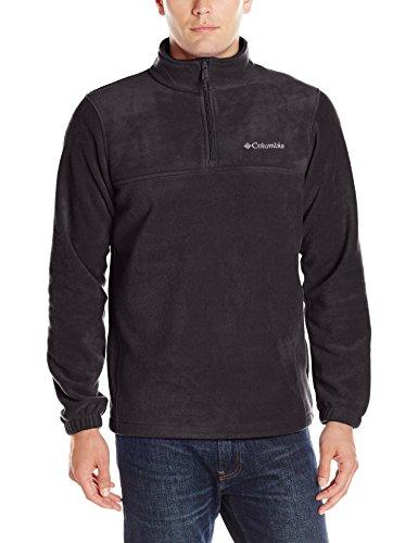 Columbia Steens Mountain Half Zip 男款半拉链抓绒夹克,2色可选图片