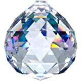Magnificent Crystal 40mm Clear Ball Prism By CrystalPlace