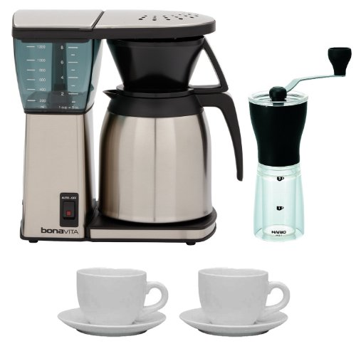 Bonavita BV1800TH 8 Cup Coffee Maker With Thermal