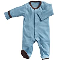 Baby Soy Soft Footie by Baby Soy