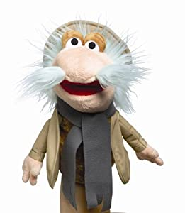 Manhattan Toy Fraggle Rock Plush Hand Puppet, Traveling Matt by Manhattan Toy