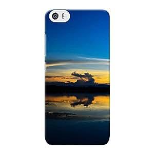 Mobile Back Cover For Xiaomi Mi 5 (Printed Designer Case)
