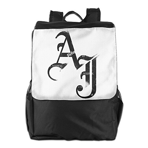 AJ Styles Wwe Travel Unisex Daypack Black