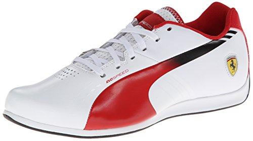 d0a9378ccd8 PUMA Mens Evospeed 1.3 Lo Ferrari Fashion Sneaker !! - WebbSZacharyum