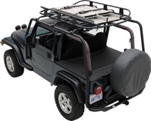 Smittybilt 76716 SRC Roof Rack for Jeep JK 2-Door
