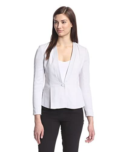 Rebecca Taylor Women's Jacket with Pleated Back
