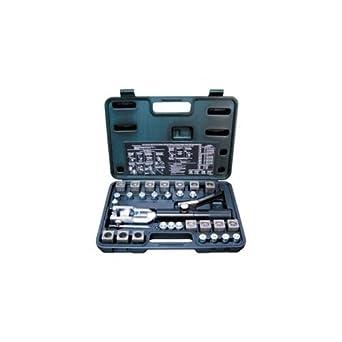 Mastercool MSC71475 Universal Hydraulic Flaring Tool Set