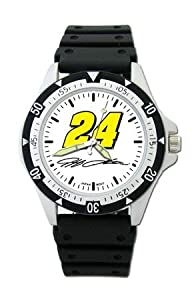 NASCAR Jeff Gordon Option Model Sport Watch by Logo Art