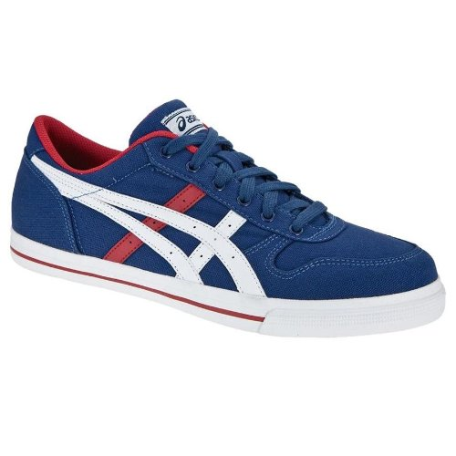 Asics Aaron CV Sneaker Medieval Blue / Tango Red,
