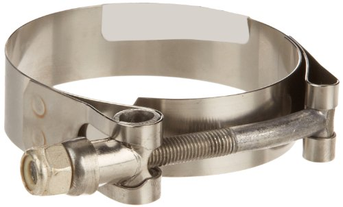 Trident Marine 720-2000 Stainless Steel T-Bolt Hose Clamps, 3/4