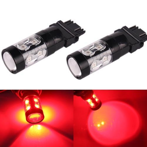 JDM ASTAR Extremely Bright Max 50W High Power 3056 3156 3057 3157 LED Bulbs ,Brilliant Red (2000 Softail Service Manual compare prices)