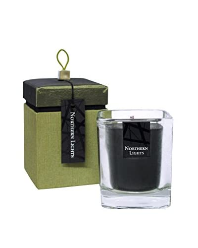 Northern Lights 8-Oz. Black Tie Candle, Seduction