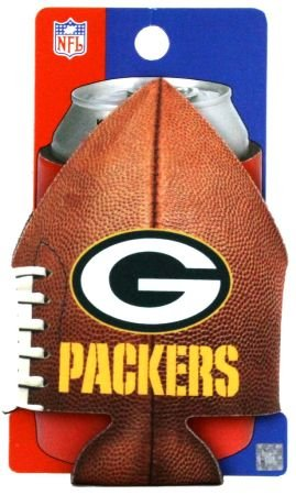 Green Bay Packers Nfl Can Coolie Koozie Coozie Cooler from Kolder