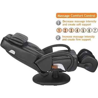 ThermoStretch Massage Chair - Black