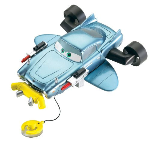 Mattel Fisher-Price Disney Cars W7853 - 2 Wasser-Action Finn McMissile