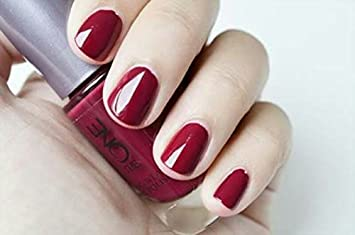 The One Long Wear Nail Polish -Ruby Rouge: Amazon.in: Electronics