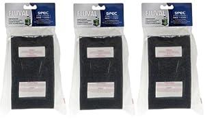 Fluval SPEC Replacement Foam Filter Block (3-Pack)
