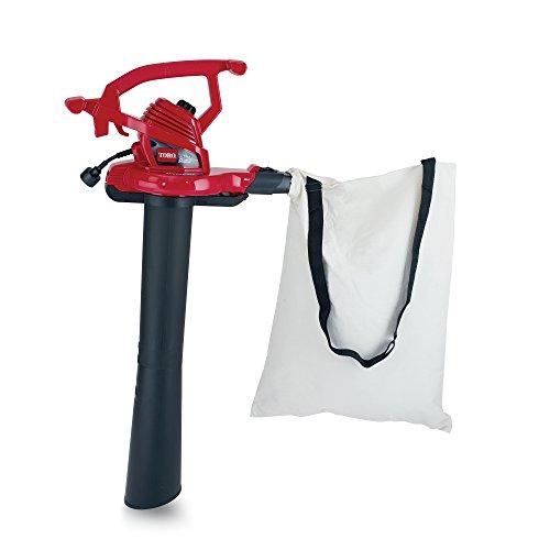 toro 51621 ultraplus leaf blower mulcher vacuum handheld