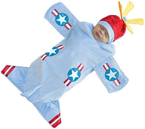 Benne (Bennett Bomber Bunting Infant Costumes)