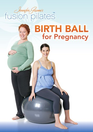 Jennifer Gianni s Fusion Pilates Birth Ball for Pregnancy