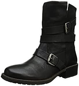 Lucky Women's Dallis Boot, Black, 9 M US