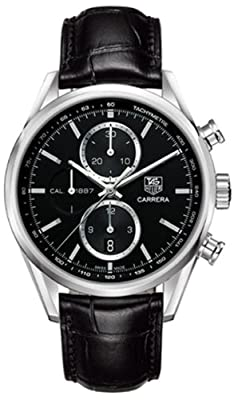 TAG Heuer Men's CAR2110.FC6266 Carrera Stainless Steel Watch
