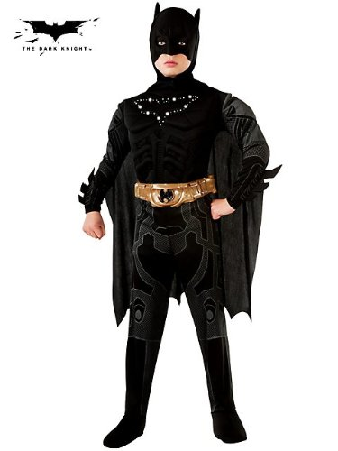 The Dark Knight Rises Batmantrade; LiteUp Kids Costume