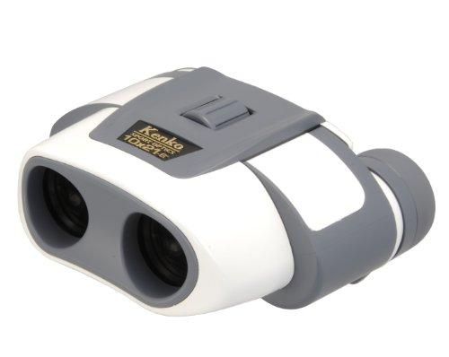 Kenko Binoculars Ultra View 10X21 White
