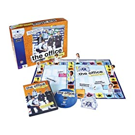 The Office DVD board game!