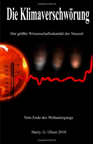Buchcover: Die Klimaverschwörung
