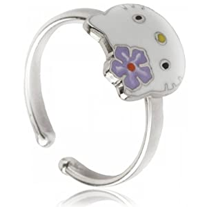 Hello Kitty Girl's Ring K22001A