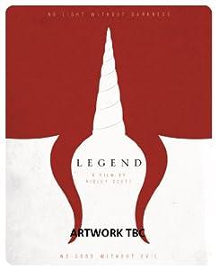 Legend - Limited Edition Steelbook [Blu-ray]