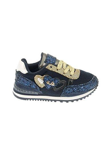 Lu, Sneaker bambine blu Size: 27
