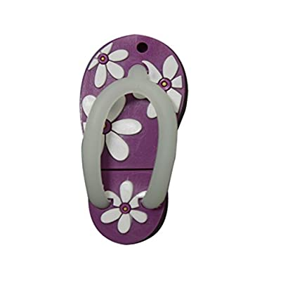 Dreambolic Purple Slipper PENDRIVE - 32GB