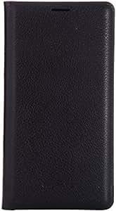 Generic Flip Case for Samsung Galaxy E7 (Black)