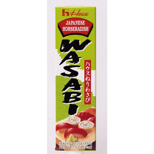 House Wasabi - Japanese Horseradish in Tube
