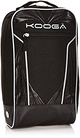 Kooga Entry Boot Bag - Black, One Size
