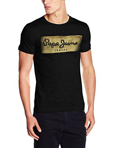pepe-jeans-charing-t-shirt-homme-noir-black-xluk