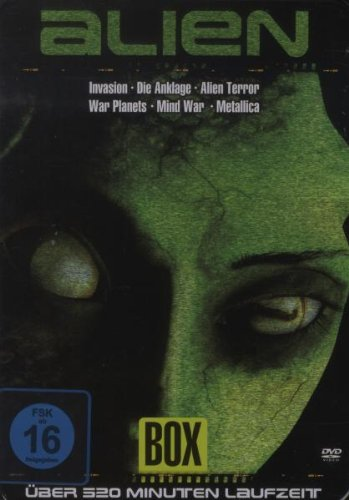 Alien Box [2 DVDs]