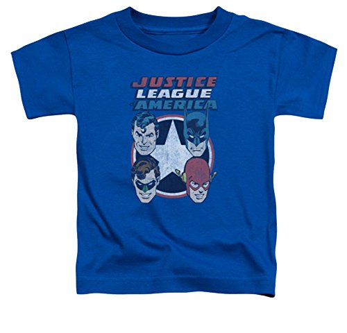 Justice League 4 Stars Toddler T-Shirt