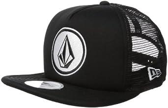 Volcom Men's Coast Cheese Hat, Black, One Size