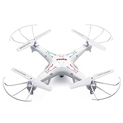 Acten Syma X5C-1 2.4Ghz 6-Axis Gyro RC Quadcopter Drone UAV RTF UFO with 2MP HD Camera