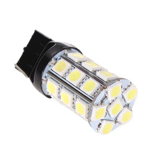 Lighting Ever T20 7440 Led Automotive Bulb, Led Turning Light And Tail Light, White, Pack Of 2 Units