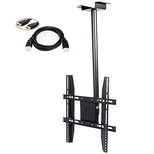 Ceiling Tilt Swivel LCD LED TV Wall Mount 19 27 32 37 39 42 47 48 50